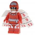 Minifigure Calendar Man from Batman Movie DC Comics Super Heroes Compatible Lego Building Blocks