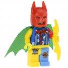 Minifigure Batman Clown Suit DC Comics Super Heroes Compatible Lego Building Blocks Toys