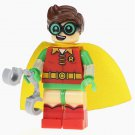 Minifigure Robin with Manacles from Batman Movie DC Comics Super Heroes Compatible Lego Blocks