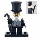 Minifigure Penguin from Batman Movie DC Comics Super Heroes Compatible Lego Building Blocks Toys