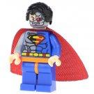 Minifigure Superman Cyborg Style DC Comics Super Heroes Compatible Lego Blocks