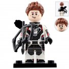 Minifigure Hawkeye Quantum Realm Avengers Endgame Marvel Super Heroes Compatible Lego
