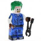 Minifigure Joker with Kit DC Comics Super Heroes Compatible Lego Blocks