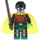 Minifigure Robin DC Comics Super Heroes Compatible Lego Building Blocks Toys