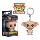 Dobby Elf from Harry Potter Funko POP! Keychain Action Figure Vinyl PVC Minifigure Toy