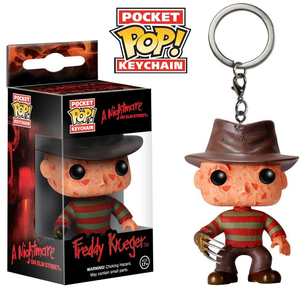 Freddy Krueger Funko POP! Keychain Action Figure Vinyl PVC Minifigure Toy