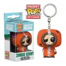 Kenny McCormick (Zombie) South Park Funko POP! Keychain Action Figure Vinyl PVC Minifigure Toy