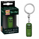 Pickle Rick from Rick and Morty Funko POP! Keychain Action Figure Vinyl PVC Minifigure Toy