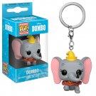 Dumbo Disney Funko POP! Keychain Action Figure Vinyl PVC Minifigure Toy