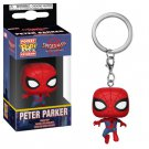 Peter Parker Spider-Man Marvel Super Heroes Funko POP! Keychain Action Figure Vinyl Minifigure Toy