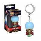 Mysterio from Spider-Man Marvel Super Heroes Funko POP! Keychain Action Figure Vinyl Minifigure Toy