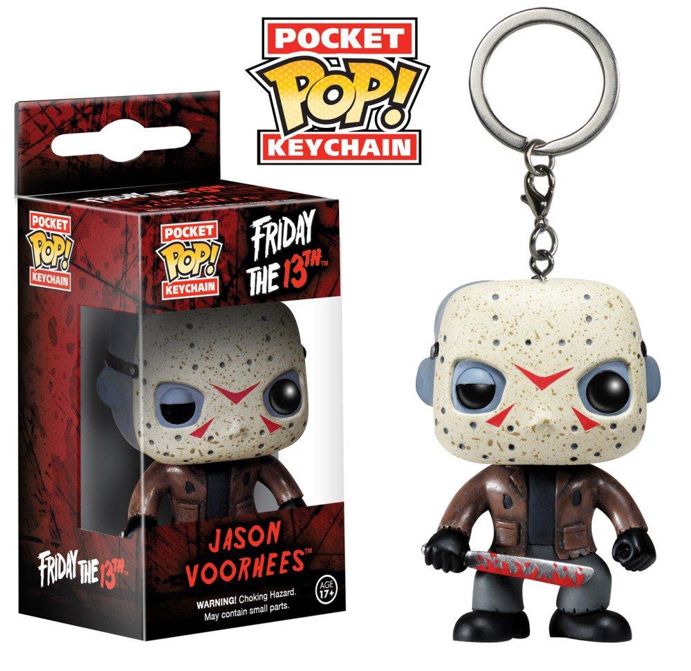 Jason Voorhees Friday the 13th Funko POP! Keychain Action Figure Vinyl Minifigure Toy