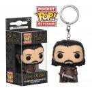 Jon Snow Game of Thrones POP! Keychain Action Figure Vinyl Minifigure Toy