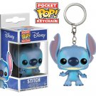 Stitch Disney Lilo and Stitch Funko POP! Keychain Action Figure Vinyl PVC Minifigure Toy