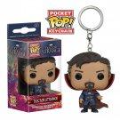 Doctor Strange Marvel Super Heroes Funko POP! Keychain Action Figure Vinyl PVC Minifigure Toy