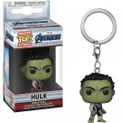 Hulk Avengers Quantum Suit Marvel Super Heroes Funko POP! Keychain Action Figure Minifigure Toy