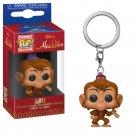 Abu Monkey from Aladdin Disney Funko POP! Keychain Action Figure Vinyl PVC Minifigure Toy