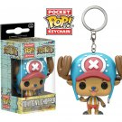 Tony Tony Chopper One Piece Funko POP! Keychain Action Figure Vinyl PVC Minifigure Toy