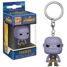 Thanos Avengers Infinity War Marvel Super Heroes Funko POP! Keychain Action Figure Minifigure Toy