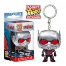 Ant-Man Captain America Civil War Marvel Super Heroes Funko POP! Keychain Action Figure Minifigure