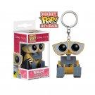 Wall-E Disney Pixar Funko POP! Keychain Action Figure Vinyl PVC Minifigure Toy