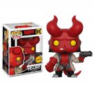 Hellboy with Jacket (Chase) №01 Funko POP! Action Figure Vinyl PVC Minifigure Toy