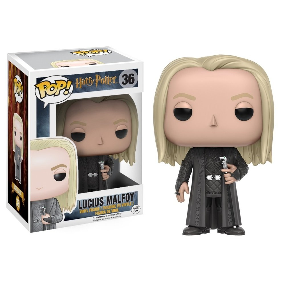 Lucius Malfoy Harry Potter �36 Funko POP! Action Figure Vinyl PVC Minifigure Toy