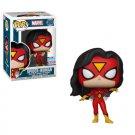 Spider-Woman Fall Convention Marvel Comics №392 Funko POP! Action Figure Vinyl PVC Minifigure Toy