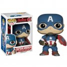 Captain America Avengers Marvel Comics №67 Funko POP! Action Figure Vinyl PVC Minifigure Toy