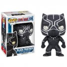 Black Panther Captain America Civil War Marvel Comics №130 Funko POP! Action Figure Minifigure Toy