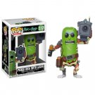 Pickle Rick (with Laser) Rick and Morty №332 Funko POP! Action Figure Vinyl PVC Minifigure Toy