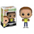 "Mortimer ""Morty"" Smith Rick and Morty №113 Funko POP! Action Figure Vinyl PVC Minifigure Toy"