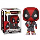 Bedtime Deadpool Marvel Comics №327 Funko POP! Action Figure Vinyl PVC Minifigure Toy