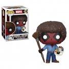 Deadpool as Bob Ross Marvel Comics №319 Funko POP! Action Figure Vinyl PVC Minifigure Toy