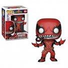 Venompool Deadpool Marvel Comics №300 Funko POP! Action Figure Vinyl PVC Minifigure Toy