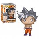 Goku (Ultra Instinct) Dragon Ball Z №386 Funko POP! Action Figure Vinyl PVC Minifigure Toy