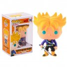 Super Saiyan Trunks Dragon Ball Z №155 Funko POP! Action Figure Vinyl PVC Minifigure Toy