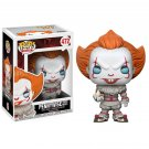 Pennywise with Boat IT №472 Funko POP! Action Figure Vinyl PVC Minifigure Toy
