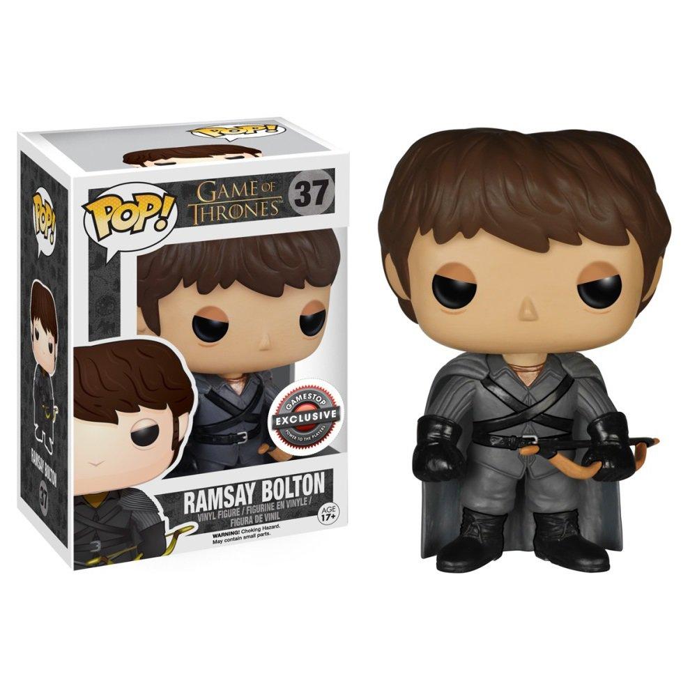 Ramsay Bolton Game of Thrones �37 Funko POP! Action Figure Vinyl PVC Minifigure Toy