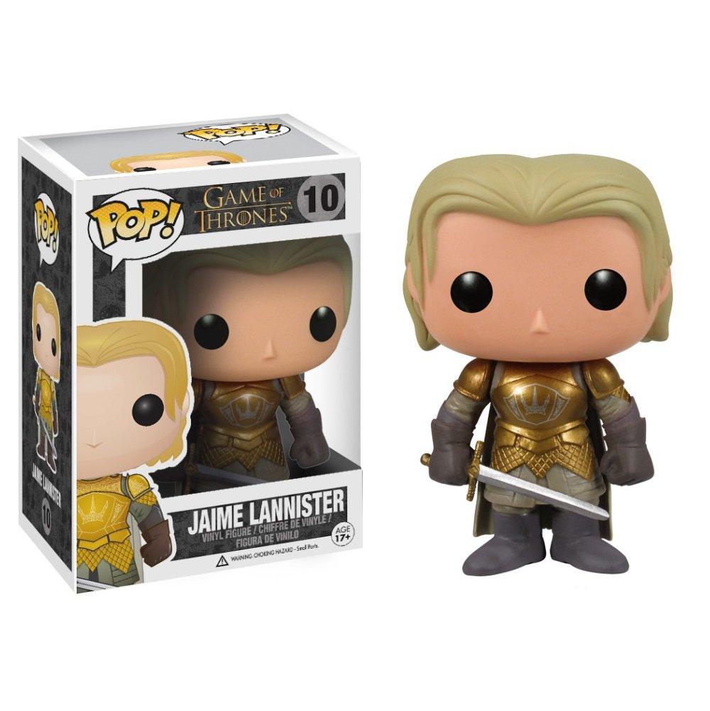 Jaime Lannister Game of Thrones �10 Funko POP! Action Figure Vinyl PVC Minifigure Toy