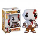 Kratos God of War №25 Funko POP! Action Figure Vinyl PVC Minifigure Toy