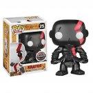 Kratos (Black) God of War №25 Funko POP! Action Figure Vinyl PVC Minifigure Toy
