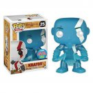 Kratos (Blue & White) God of War №25 Funko POP! Action Figure Vinyl PVC Minifigure Toy