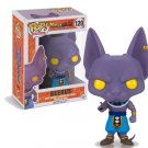 Beerus Dragon Ball Z №120 Funko POP! Action Figure Vinyl PVC Minifigure Toy
