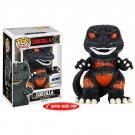 "Godzilla (Burning) Wight 6"" Super Sized №239 Funko POP! Action Figure Vinyl PVC Minifigure Toy"