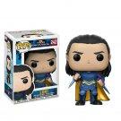 Loki (Sakaaran) Thor Ragnarok Marvel Comics №242 Funko POP! Action Figure Vinyl PVC Minifigure Toy