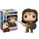 Wonder Woman DC Comics №172 Funko POP! Action Figure Vinyl PVC Minifigure Toy