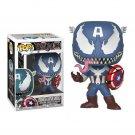 Venom Captain America Marvel Comics №364 Funko POP! Action Figure Vinyl PVC Minifigure Toy