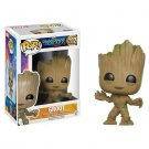 Groot Guardians of the Galaxy Marvel №202 Funko POP! Action Figure Vinyl PVC Minifigure Toy