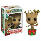 Groot Holiday Guardians of the Galaxy Marvel №101 Funko POP! Action Figure Vinyl Minifigure Toy
